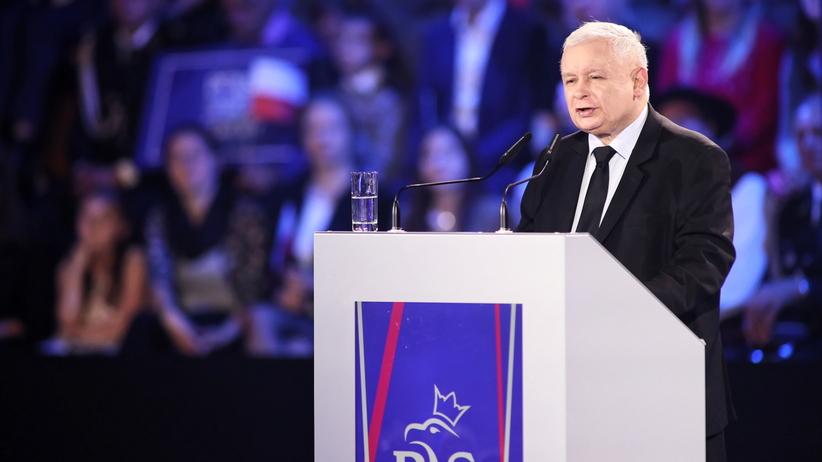 """Kaczyński: mamy kolejny """"plus"""" do naszej piątki"""