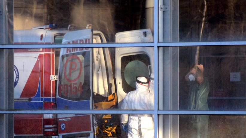 Nie żyje pracownik Ministerstwa Sprawiedliwości, zakażony koronawirusem