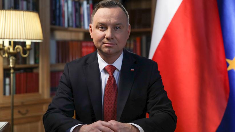 Orędzie Andrzej Duda