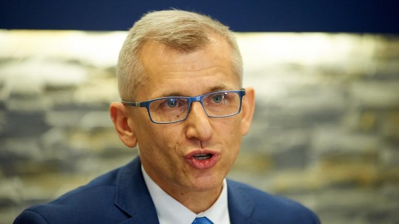 Kwiatkowski rezygnuje z funkcji szefa NIK