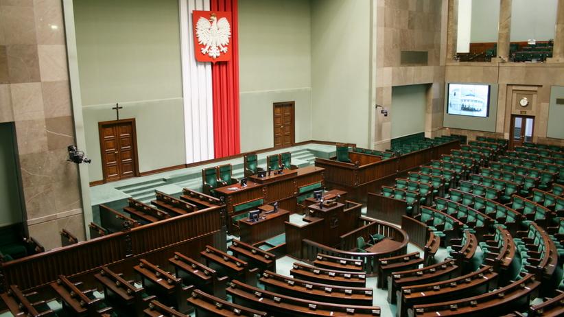 Jarosław Kaczyński marszałkiem seniorem