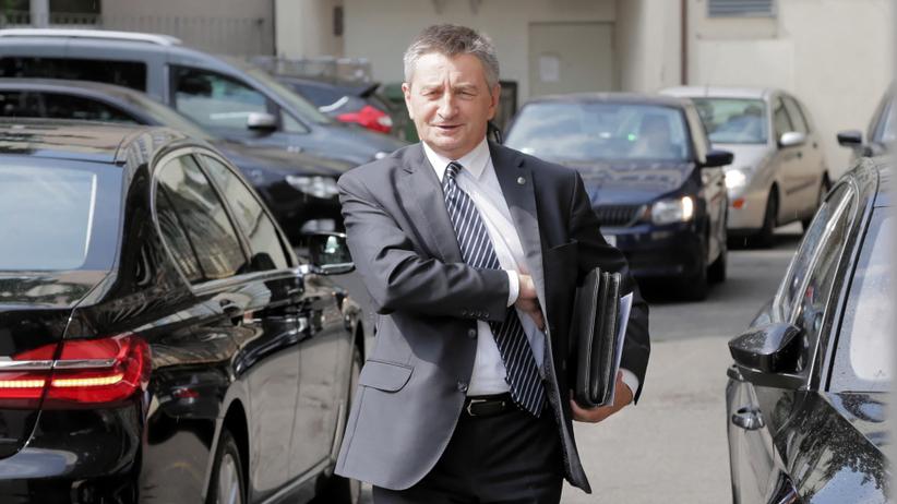 Kuchciński zostanie odwołany? Będzie posiedzenie Sejmu ws. wniosku PO