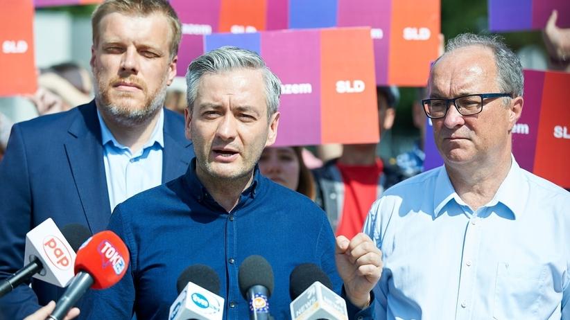 """Lewica ogłosi skład sztabu wyborczego. """"W najbliższych dniach listy wyborcze"""""""