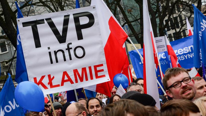 Projekt ws. likwidacji TVP Info zostanie złożony w Sejmie