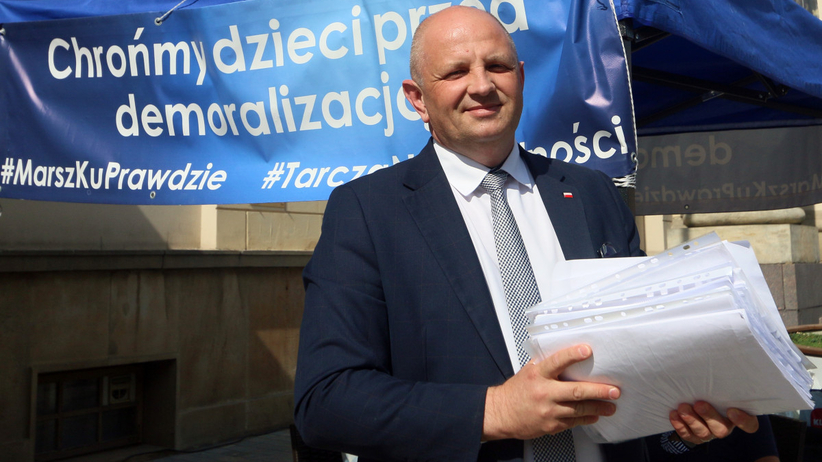 Tomasz Pitucha, radny PiS
