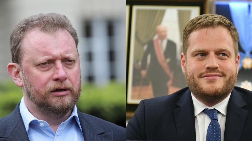 Łukasz Szumowski o Januszu Cieszyńskim