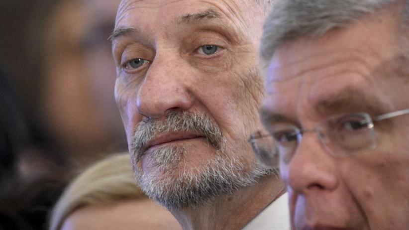 Antoni Macierewicz i Stanisław Karczewski