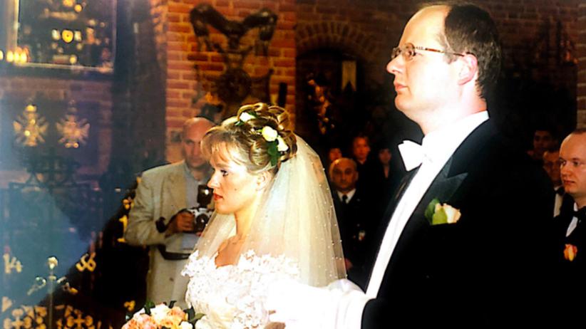 Magdalena Adamowicz w dniu rocznicy ślubu publikuje zdjęcia z Pawłem Adamowiczem