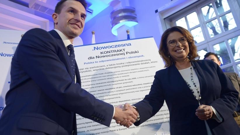 Małgorzata Kidawa Błońska Nowoczesna