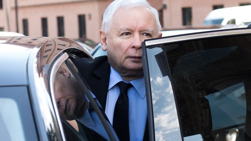 Falenta nagrał Kaczyńskiego? Biznesmen szantażuje PiS