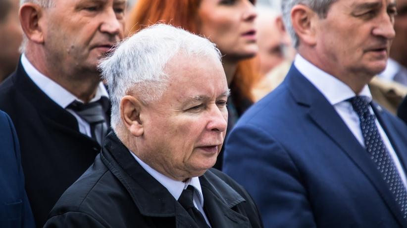 Jarosław Kaczyńsi, Marek Kuchciński