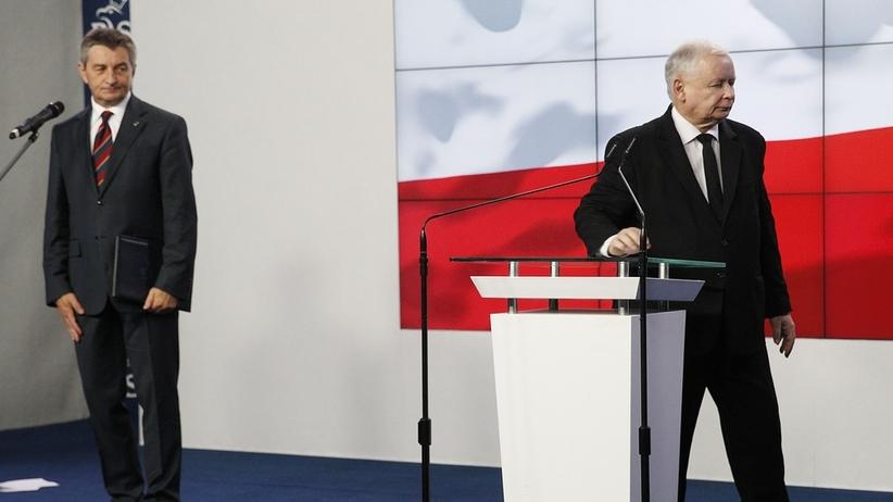 Kuchciński Kaczyński
