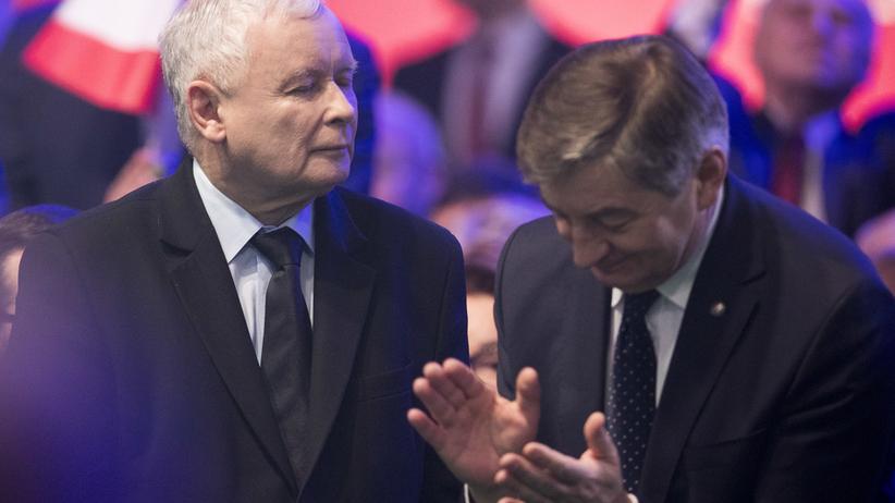 Kaczyński Kuchciński