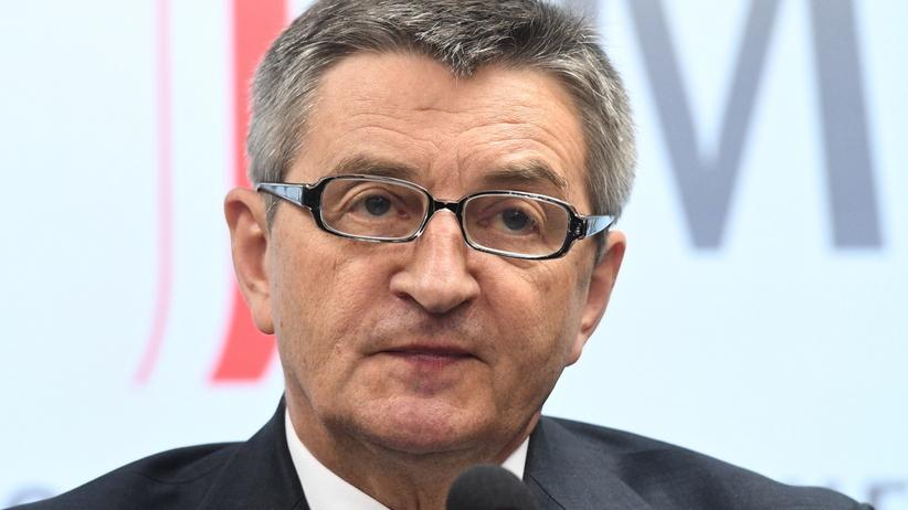 Marek Kuchciński podał się do dymisji.