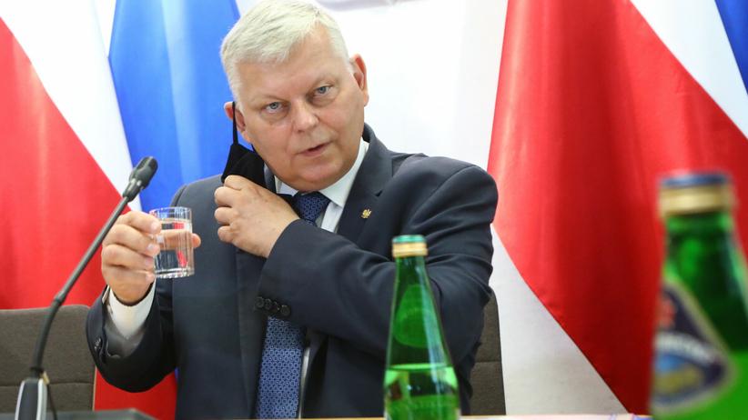 Marek Suski o okupacji brukselskiej