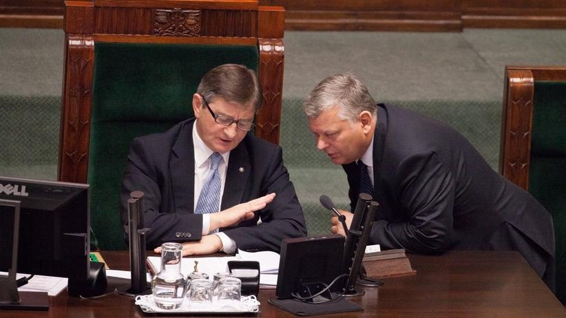 Marek Suski o nowym marszałku Sejmu