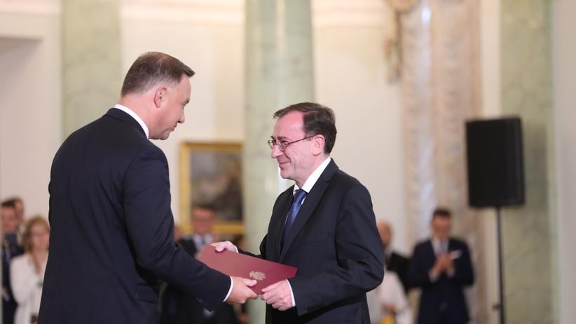 Mariusz Kamiński szefem MSWiA