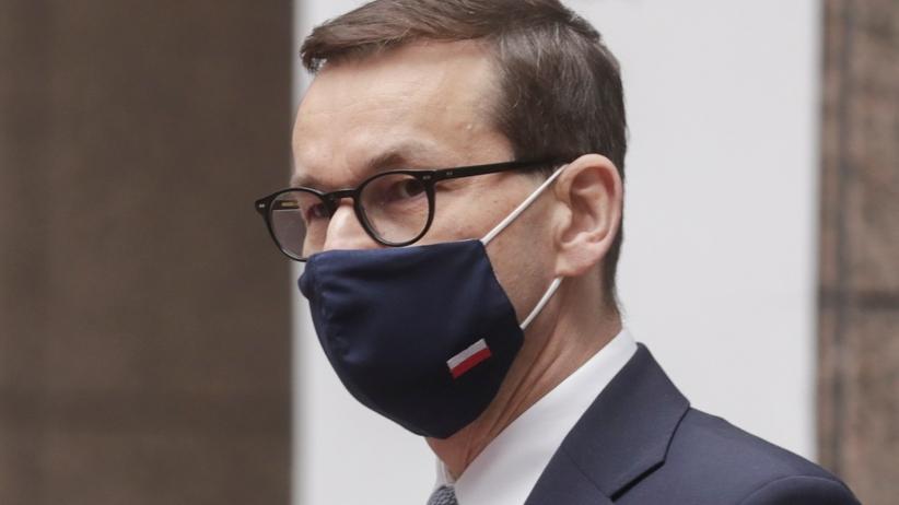 Mateusz Morawiecki o zawiadomieniu prokuratury przez NIK.