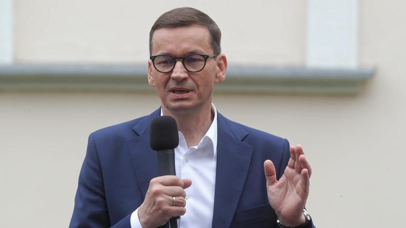 Mateusz Morawiecki odwiedził Łowicz i Zgierz
