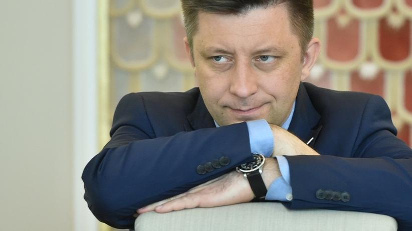 """Michał Dworczyk przeprasza za błąd w oświadczeniu majątkowym. """"Mój błąd"""""""