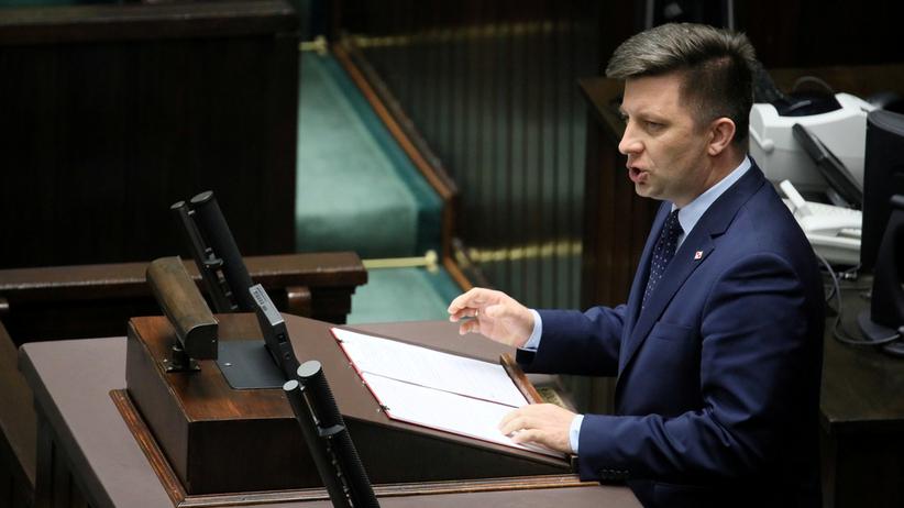Michał Dworczyk: Projekt komisji ws. pedofilii na lipcowym posiedzeniu Sejmu