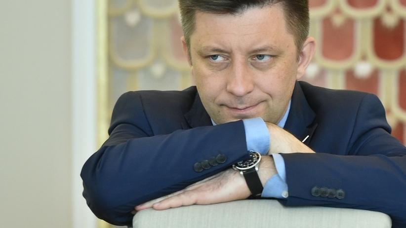 CBA kontroluje błędne oświadczenia majątkowe Michała Dworczyka