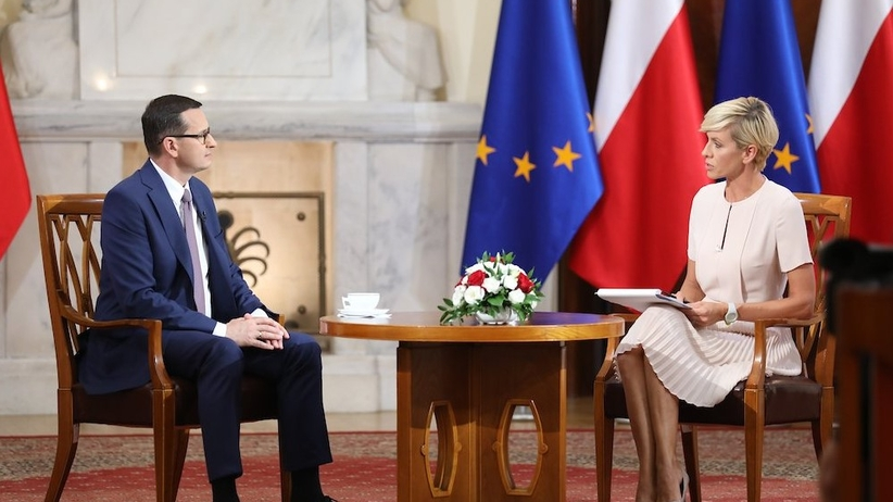 Morawiecki w TVN24: Pan prezes byłby lepszym premierem