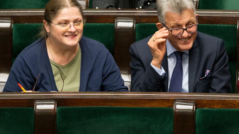 Krystyna Pawłowicz, Stanisław Piotrowicz