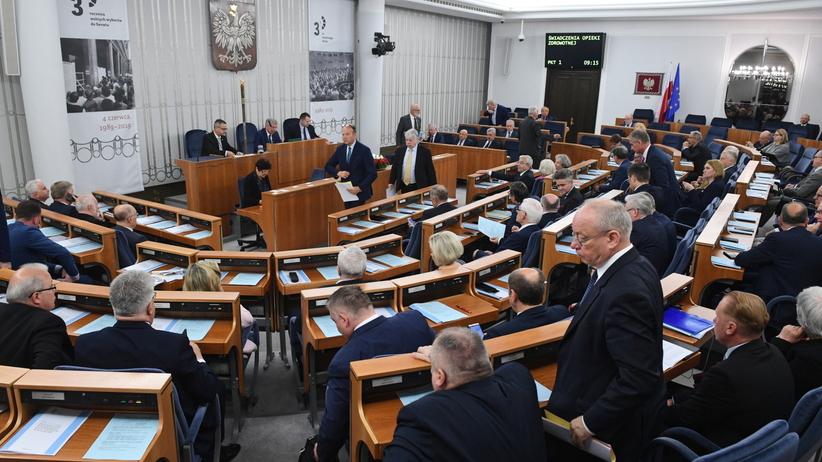 Senat poparł w piątek wieczorem nowelizację reformującą Kodeks karny