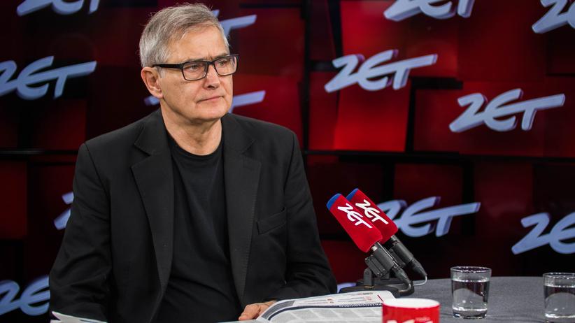 Olgierd Łukaszewicz w Radiu ZET o ACTA2: Zagłosowałbym za. To koniec z żerowaniem na cudzej pracy