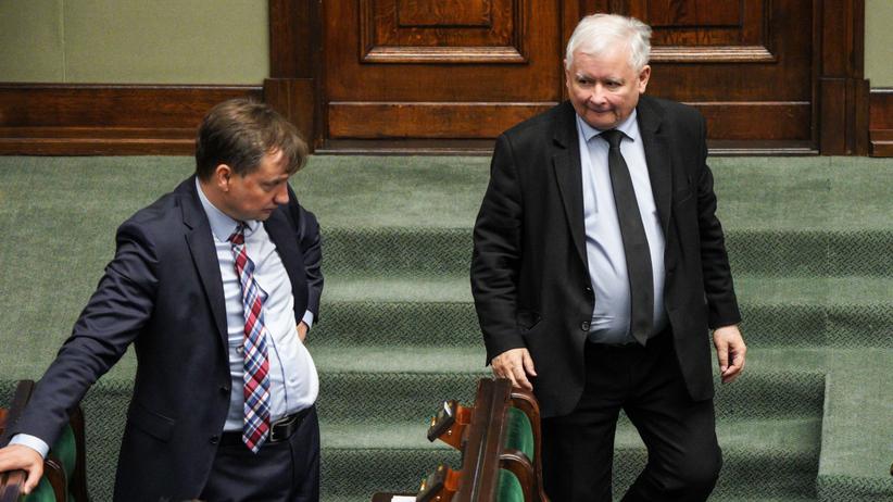 Kaczyński i Ziobro