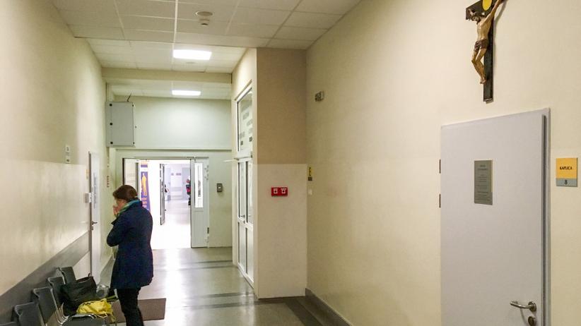 Szpitale a księża. Ordo Iuris chce zmian