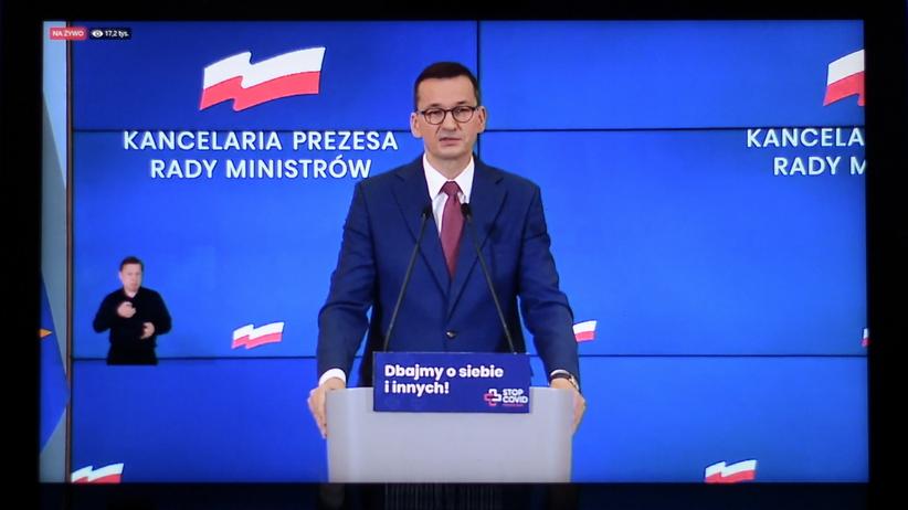 Mateusz Morawiecki ws. wyroku TK dot. aborcji
