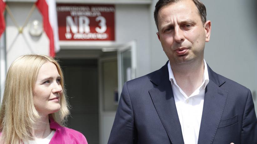 Paulina i Władysław Kosiniak-Kamysz