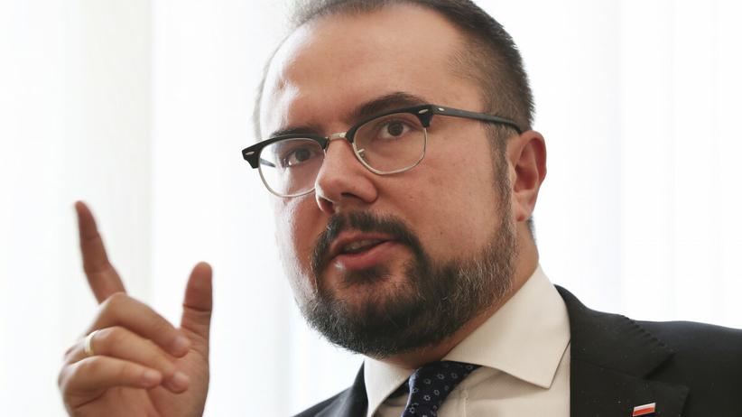 Paweł Jabłoński z PiS