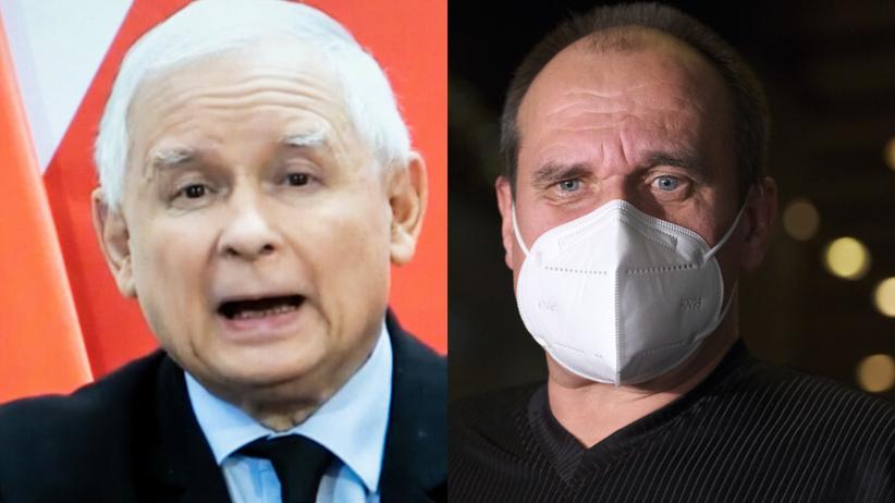 Jarosław Kaczyński Paweł Kukiz
