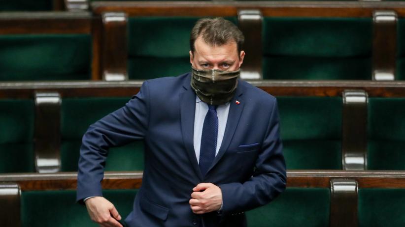 Pilna narada PiS-u na Nowogrodzkiej. Mariusz Błaszczak nowym premierem?