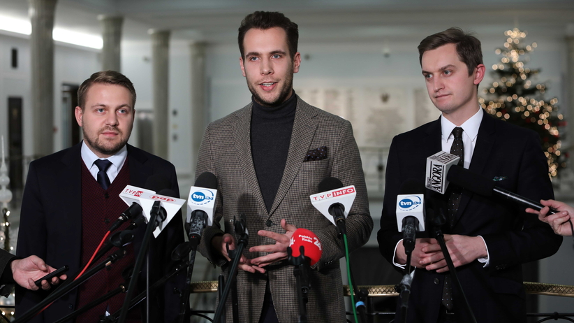 Jan Kanthak, Sebastian Kaleta i Jacek Ozdoba