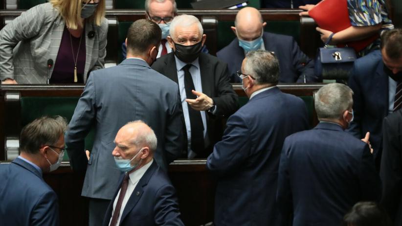 PiS przegrywa głosowanie w Sejmie