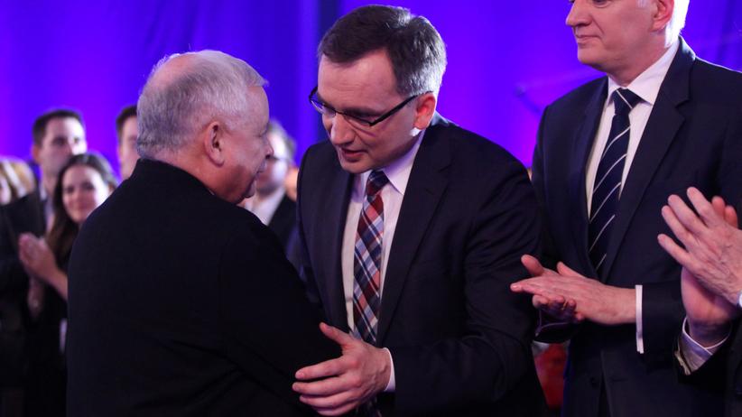 PiS, Solidarna Polska i Porozumienie