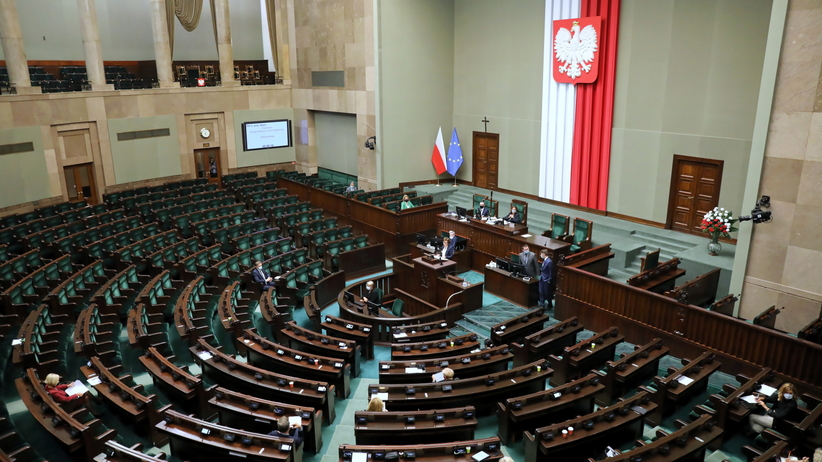 PiS wnosi o zmianę regulaminu Sejmu