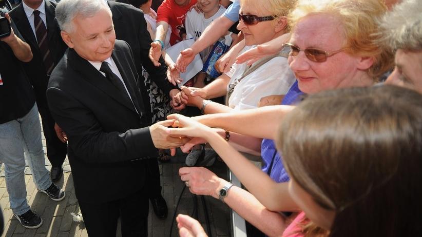 Jarosław Kaczyński PiS