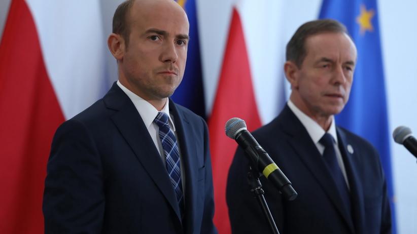 Borys Budka, Tomasz Grodzki