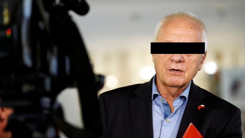 Poseł Stefan N. usłyszał zarzut o charakterze korupcyjnym