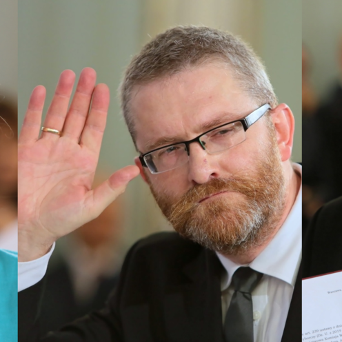 Posłowie Konfederacji, PiS, KO, PSL i Lewicy odebrali zaświadczenia o wyborze