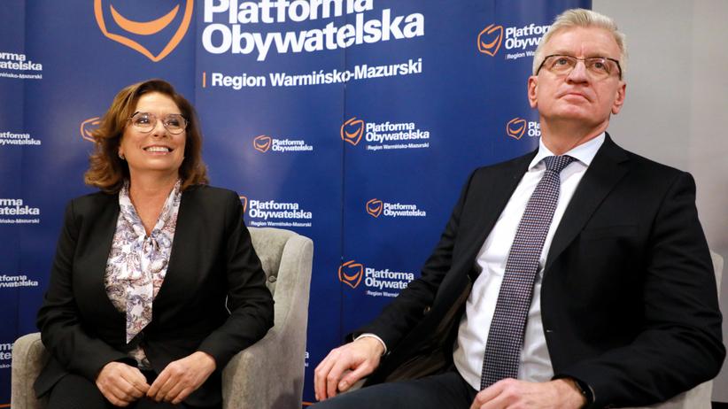 Kidawa-Błońska i Jaśkowiak wystartują w prawyborach PO