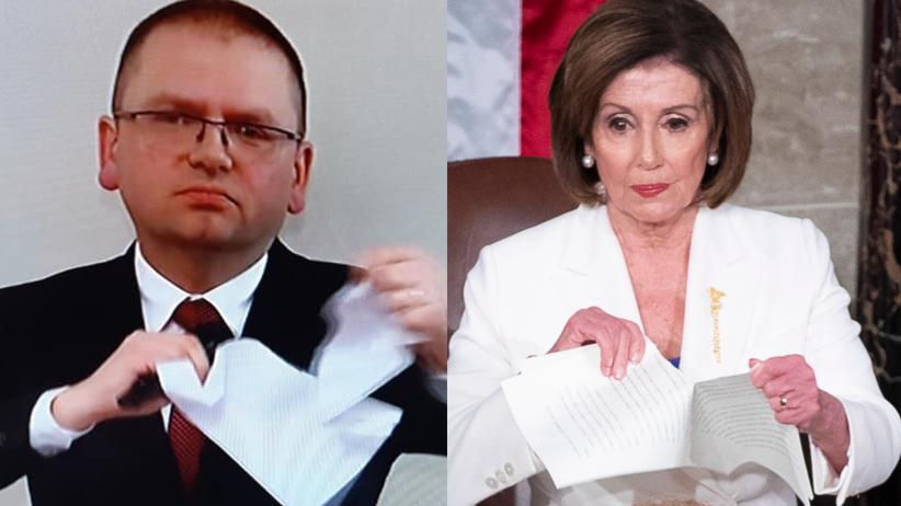 Prezes Maciej Nawacki podarł apel sędziów ws. Juszczyszyna