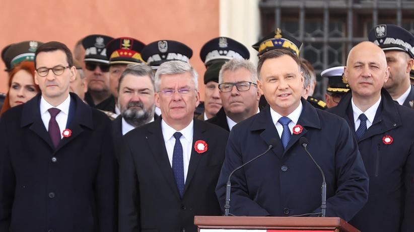 """Prezydent krytykuje Unię Europejską? """"Potrzebuje więcej demokracji"""