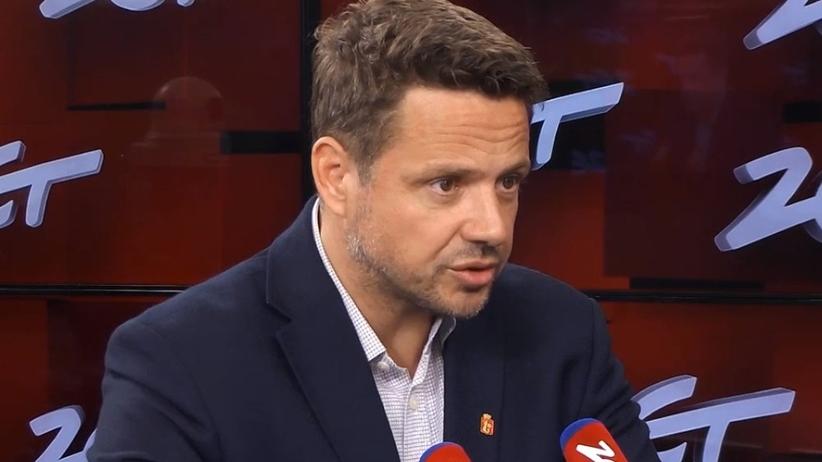 """Rafał Trzaskowski o Falencie: """"PiS był rozentuzjazmowany taśmami, kiedy dotyczyły PO"""""""