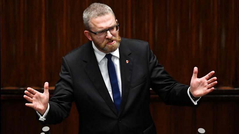 Prokuratura wszczęła śledztwo ws. słów Grzegorza Brauna